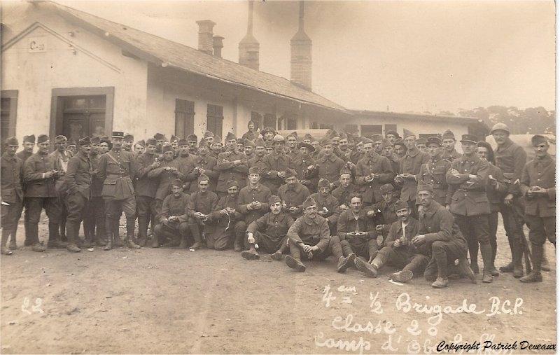 4eme-brigade-BCP-classe20-Oberhoffen-1914_GF