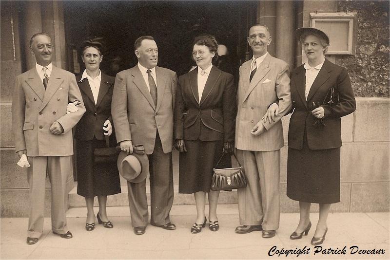 1952-mariage-Bernadette-Vallois-parents-Vallois-Chilot-Elinger_GF