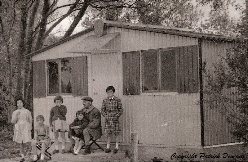 Orconte-1963-Vallois-Georges-ses-petites-filles_GF