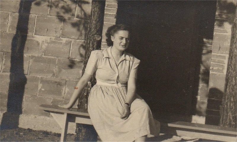 VALLOIS Bernadette 1950