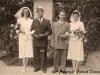 Mariage-1952-Vallois-bernadette-Chilot-robert-Chilot-jean-Yvette-Ellinger_GF