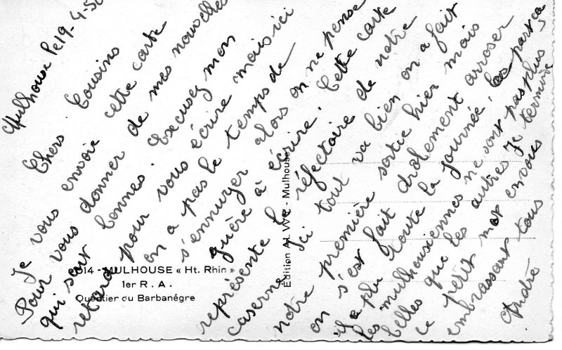 Correspondance41