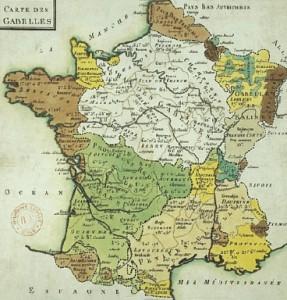 Catye de France des gabelles