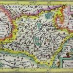La Lorraine en 1605