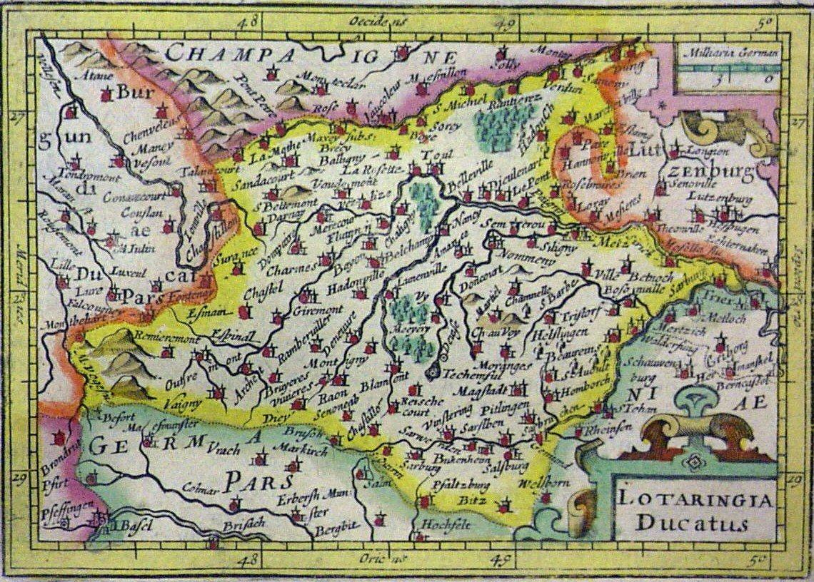 Carte Annexion Alsace Lorraine.Naissance D Une Region Ma Genealogiema Genealogie
