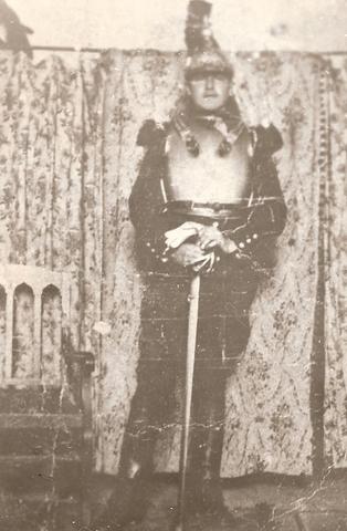 DEVEAUX Victor en cuirassier 1914