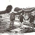 Ecluse de Pagny sur Moselle en 1898